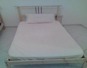 IKEA DALSELV Solid Pine Single Bed - emapia.com